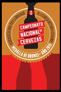 Medalla de Bronce, CNC Barcelona - Julio 2015
