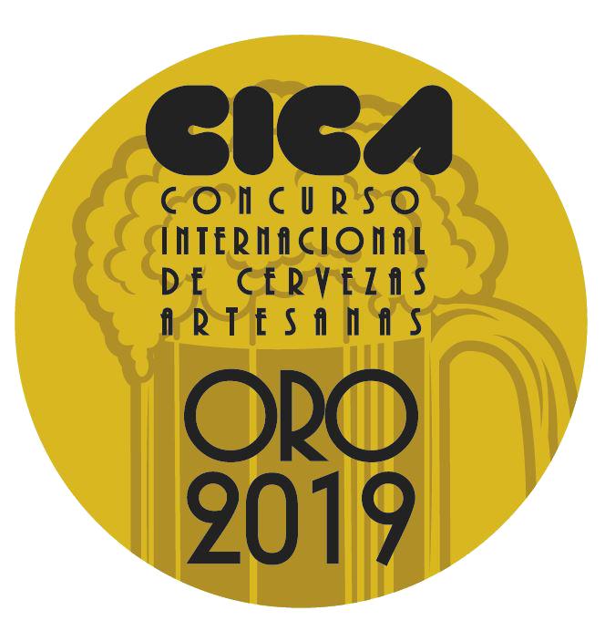 Medalla de Oro, CICA Madrid - Octubre 2019