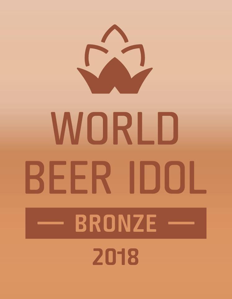 Medalla de Bronce, WBI Praga - Enero 2018