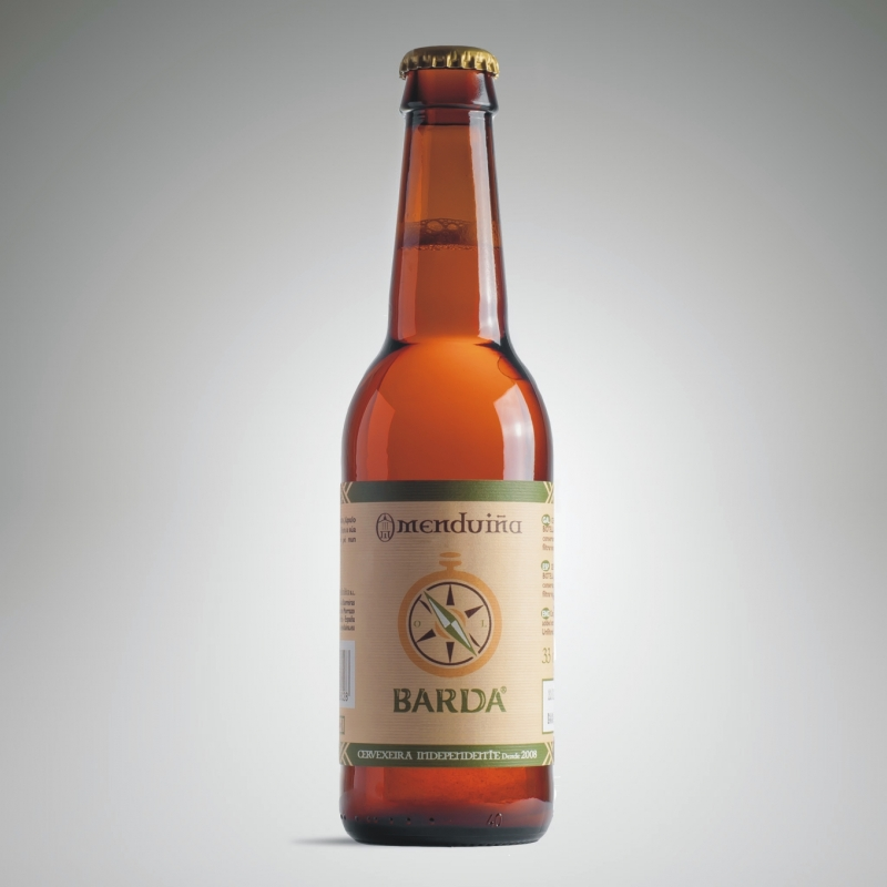 Barda - Cerveza Galician Pale Ale Menduiña